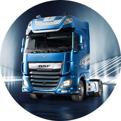 (Pre Order) WSI Premium Line DAF XF SSC MY2017​​​​​​​ 90th Anniversary Edition BLUE